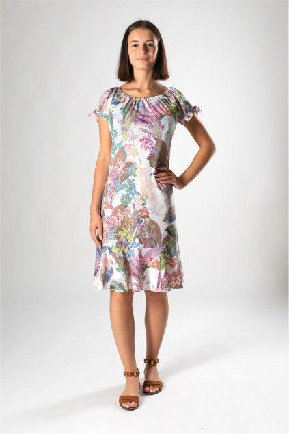 dámske romantické šaty