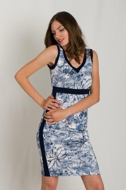 potlačové šaty