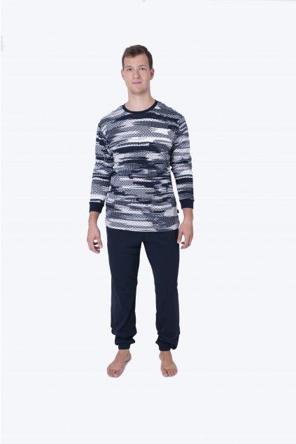 pánske moderné pyžamo