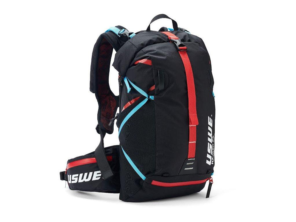 Multisportovní batoh USWE Hajker 30 Winter - Carbon black
