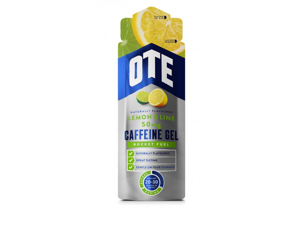 Energetický gel OTE Caffeine 56g