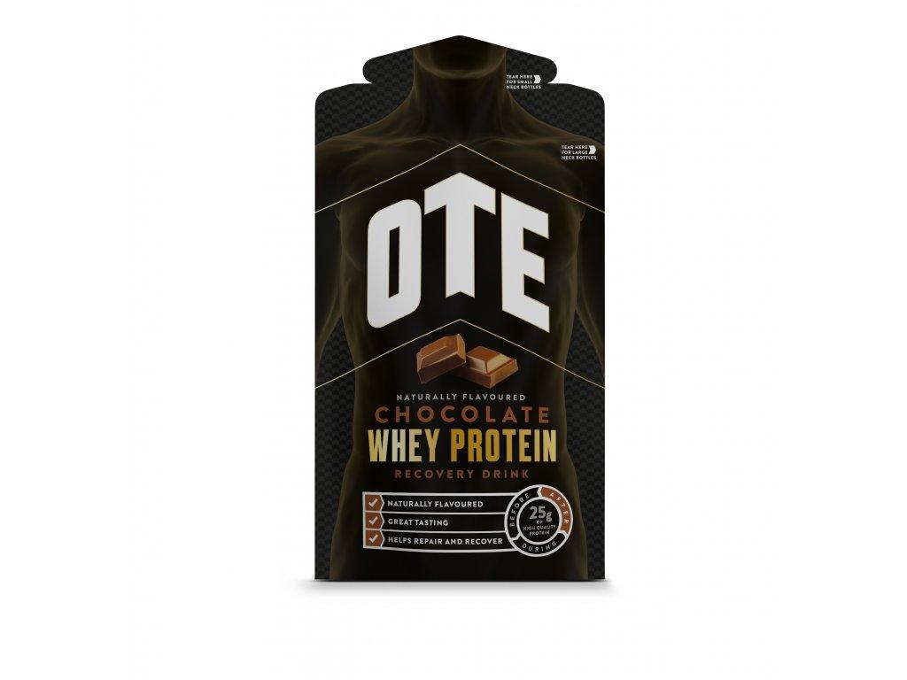 Regenerační nápoj OTE Recovery Whey Čokoláda 52g