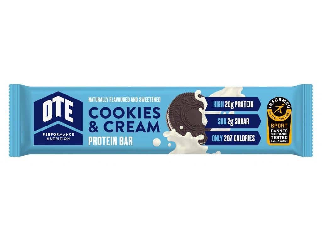 Proteinová tyčinka OTE Protein Bar 63g