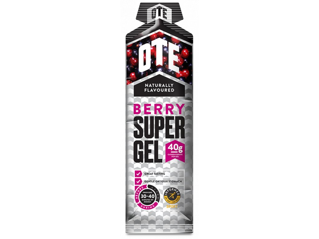 OTE SUPERGEL BERRY 66g
