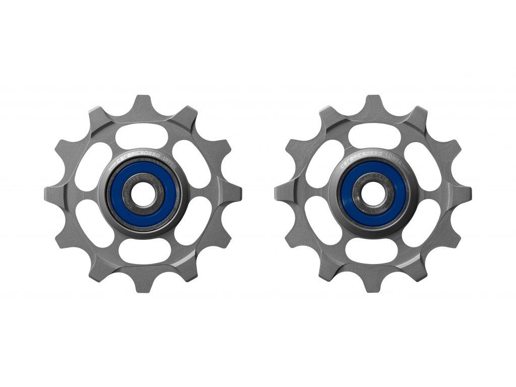 Kladky Ceramicspeed Titan SRAM XX1, X01, CX1 off-road
