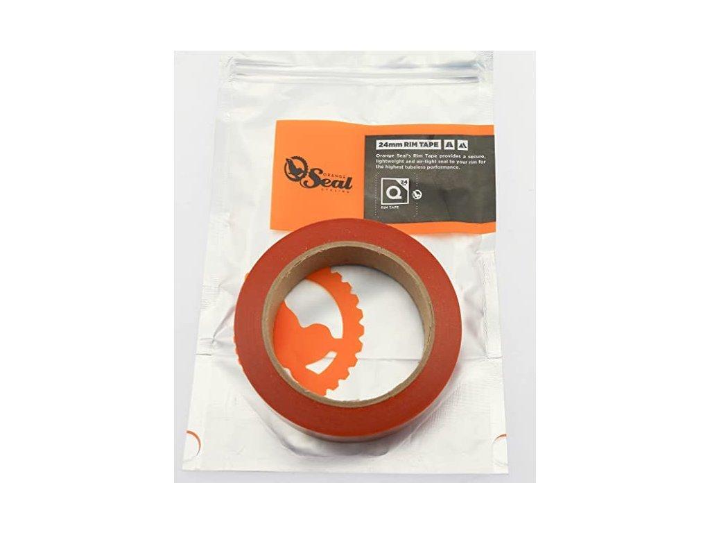 ORANGE SEAL - bezdušová páska do ráfku