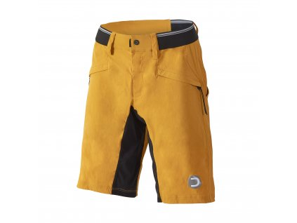 Volné cyklistické kalhoty Dotout Iron Pant - Yellow