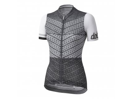 Dámský dres Dotout Flash - Melange Dark Grey
