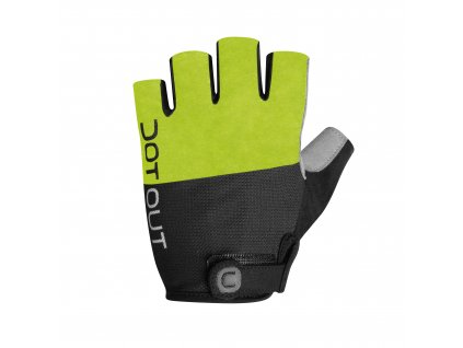 Rukavice Dotout Pin Glove Lime/Black A16x001-139