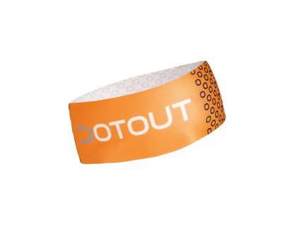 Čelenka Dotout Essential Headband Fluo Orange A20x810-20f