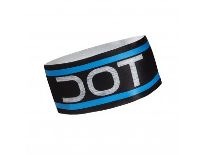 Čelenka Dotout Essential Headband Black/China Blue A20x810-976