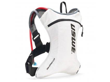 Multisportovní batoh s pitným vakem USWE Outlander PRO - cool white