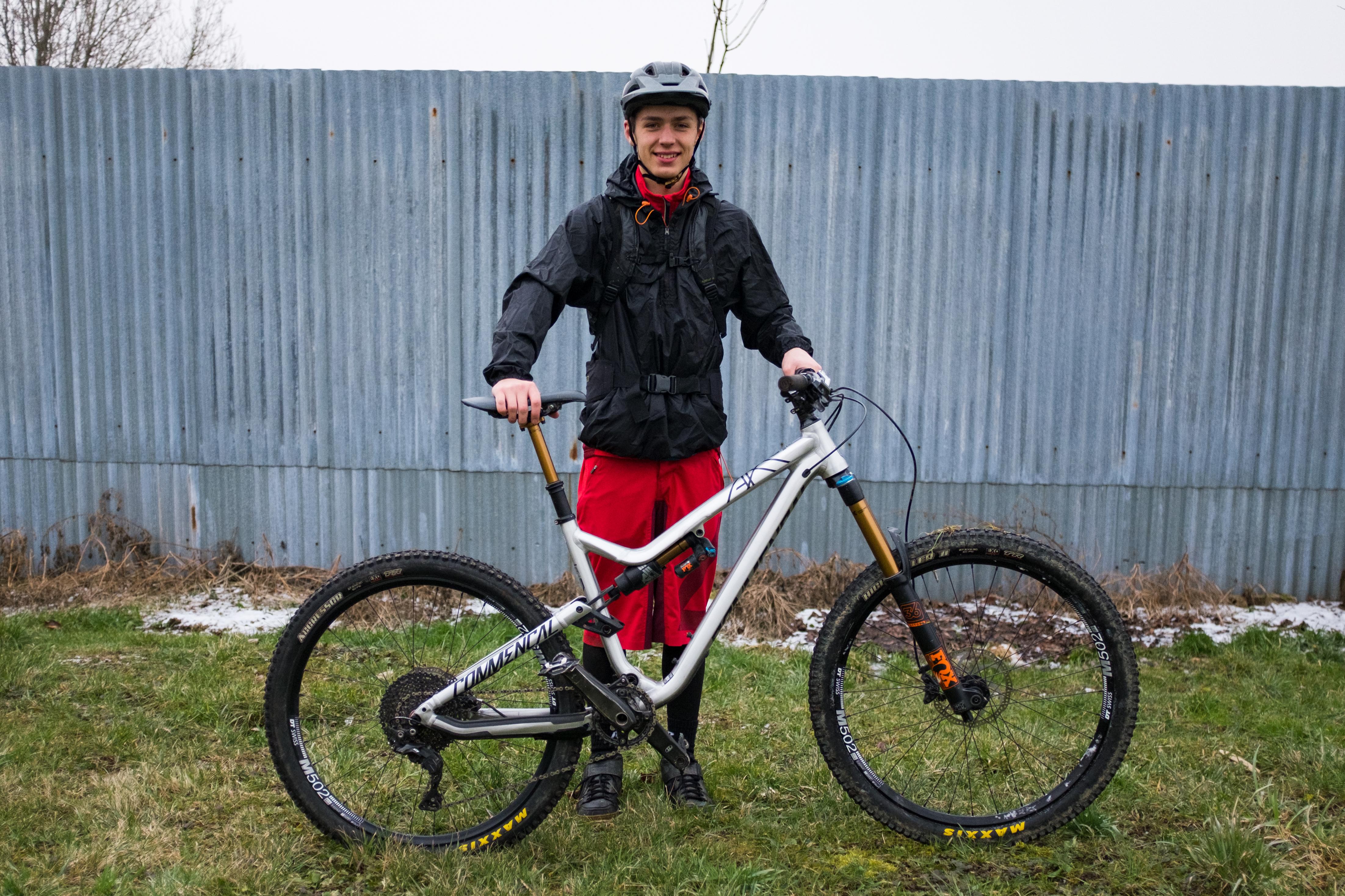 Bike Check Honza Holík