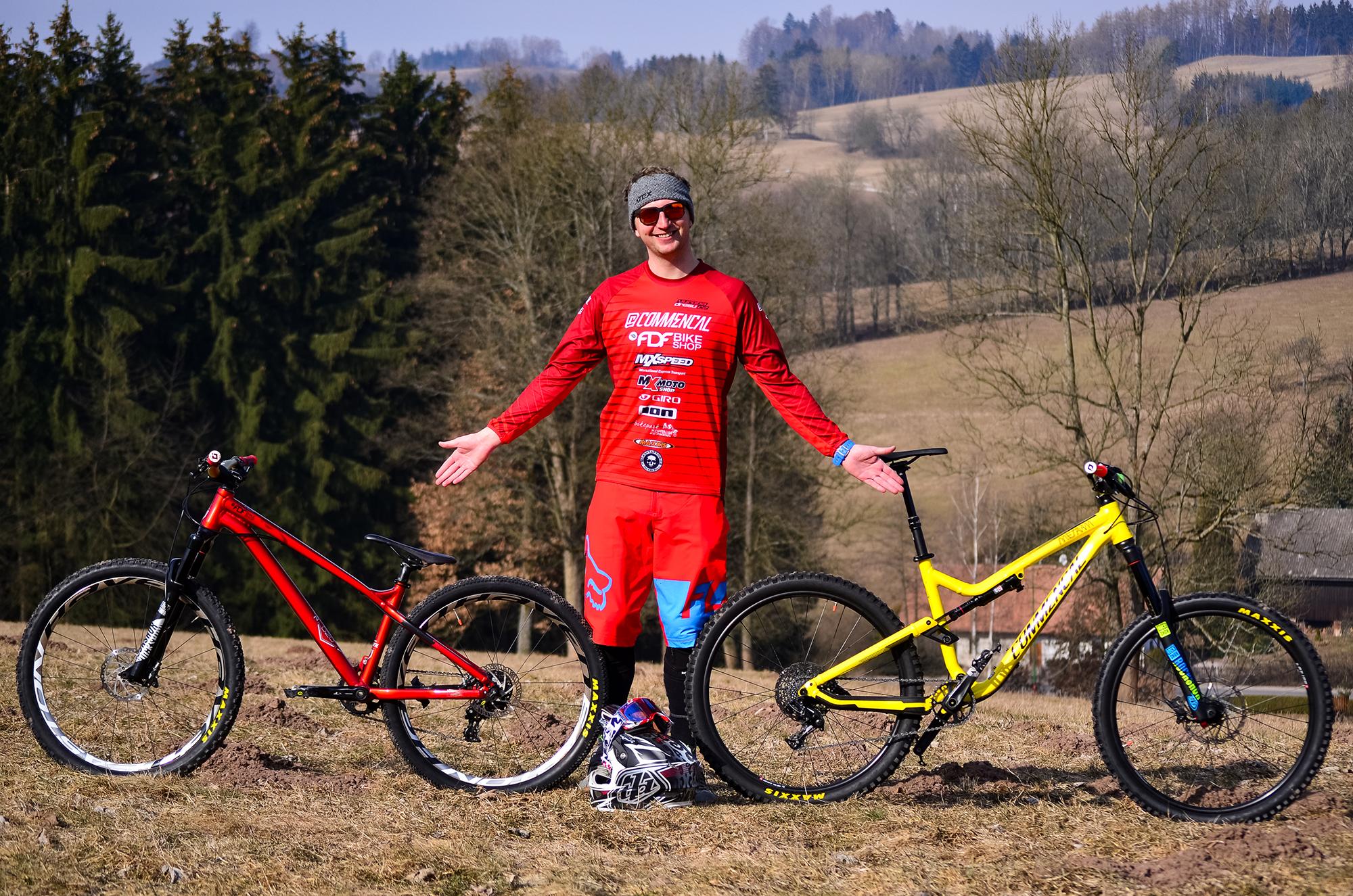 Jaroslav Faistaver Bike Check
