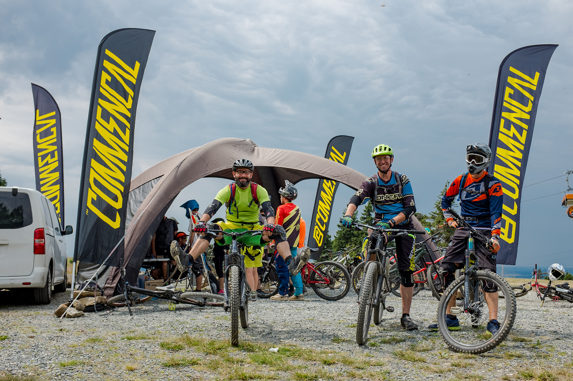 Commencal Days Klínovec 2018