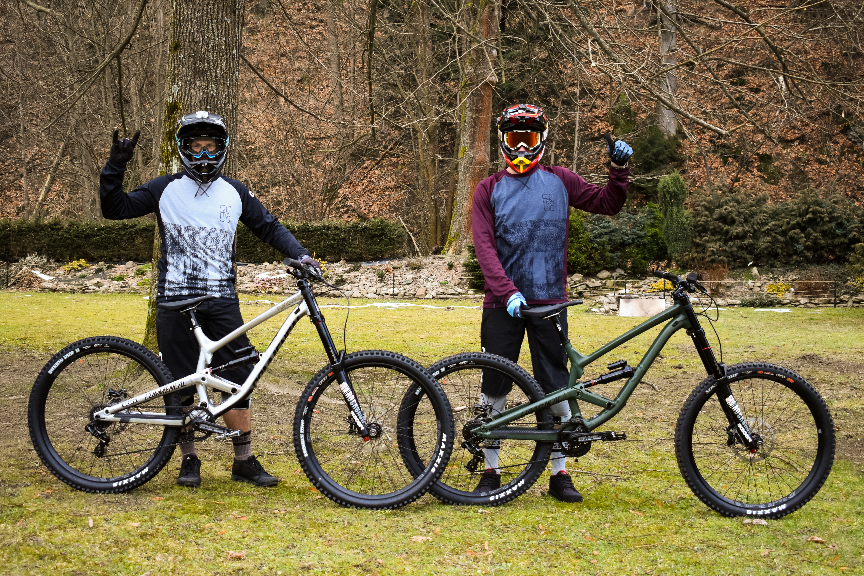 Bike Check Honza Špika & Adam Semerák