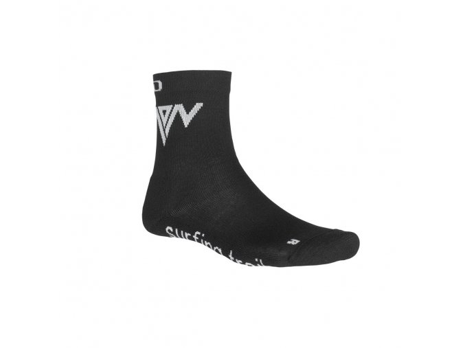 2772 47600 5858 ion socks mid pole black