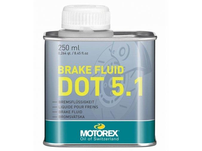 motorex dot 5 1 brake fluid 250 ml