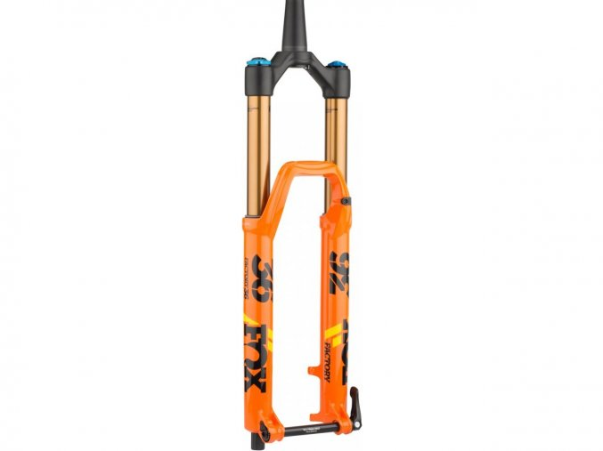 Fox Racing Shox 36 FLOAT 29 GRIP2 Factory Boost Suspension Fork 2020 Model shiny orange 170 mm 1 5 tapered 15 x 110 mm 44 mm 71707 272074 1559908240