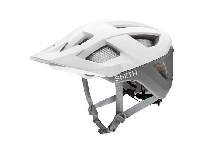 SMITH helma SESSION MIPS - Mat White