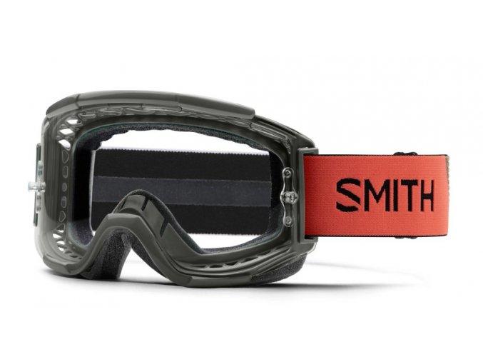 SMITH brýle SQUAD MTB - čiré