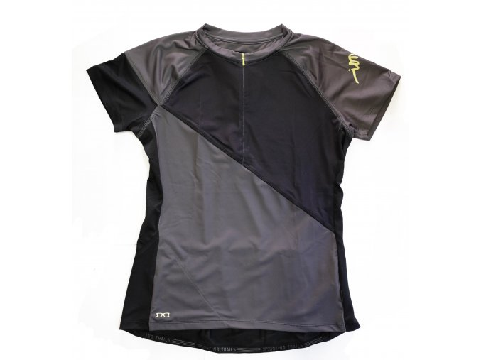 47503 5063 ION Tee Zip SS Venta black f