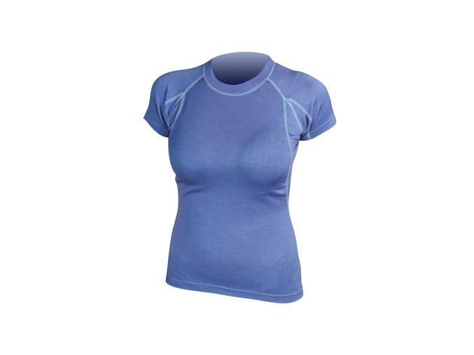 289 vyr 704damske triko endura baabaa jersey ss e6031 modre
