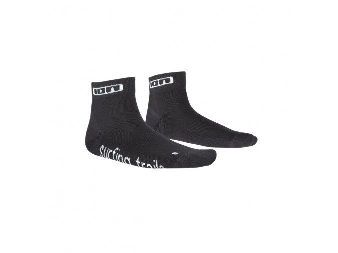 47700 5857 ION Socks short ROLE black