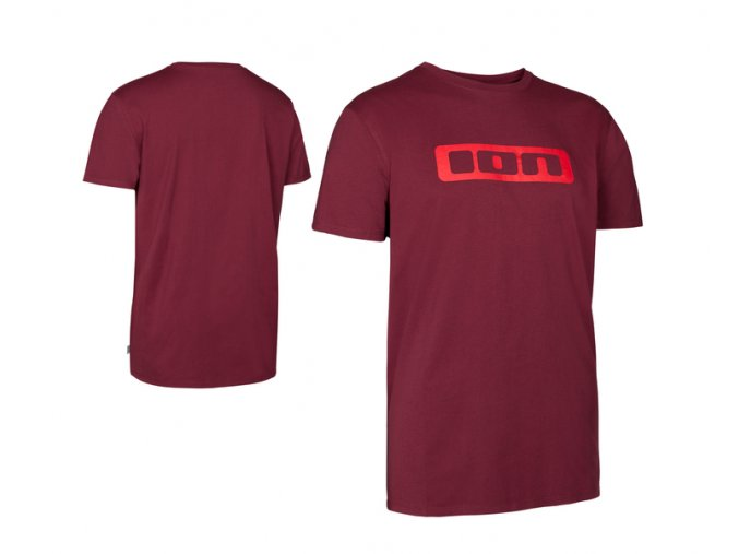 Tee SS Logo red
