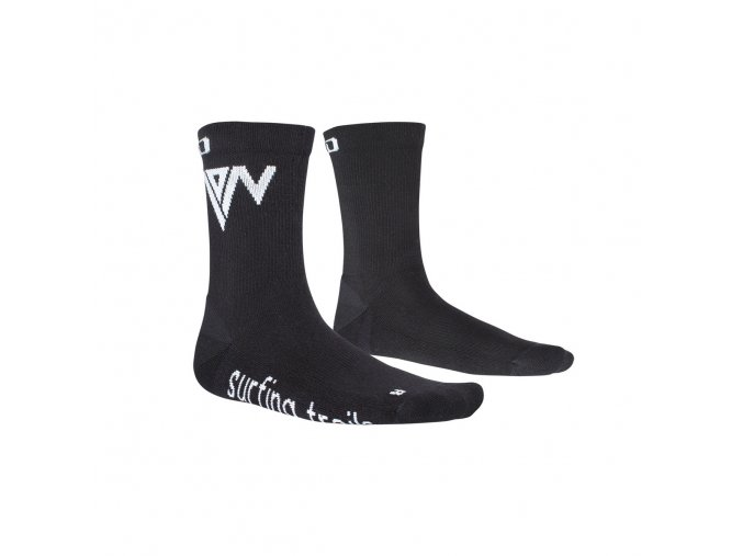 47700 5858 ION Socks mid POLE black