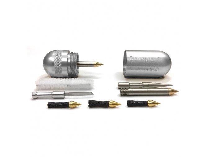 dynaplug micro pro kit silver opened