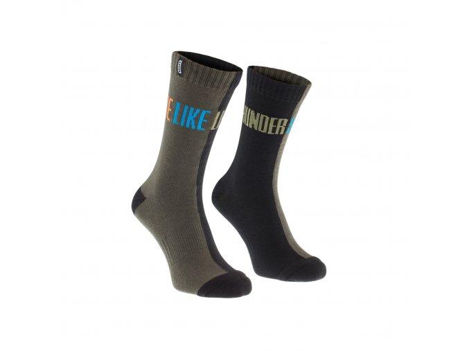 ION ponožky SCRUB 2020