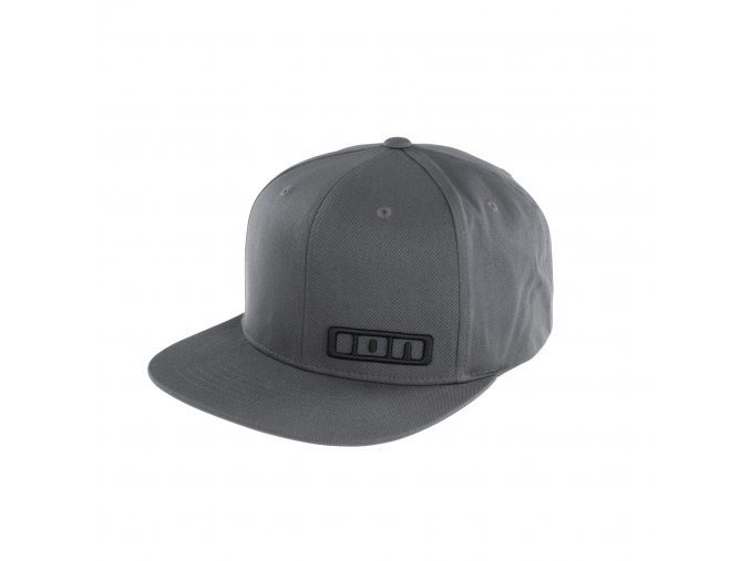 48130 5992 ION Cap Logo 898 grey front