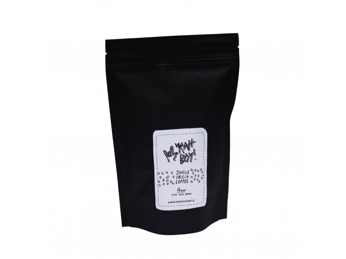 YEAH BOY SINGLE ORIGIN COFFEE PERU