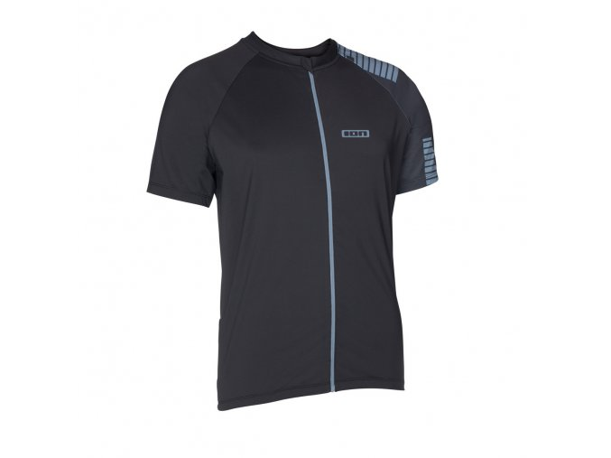 47602 5051 ION Tee SS Full Zip QUEST black f