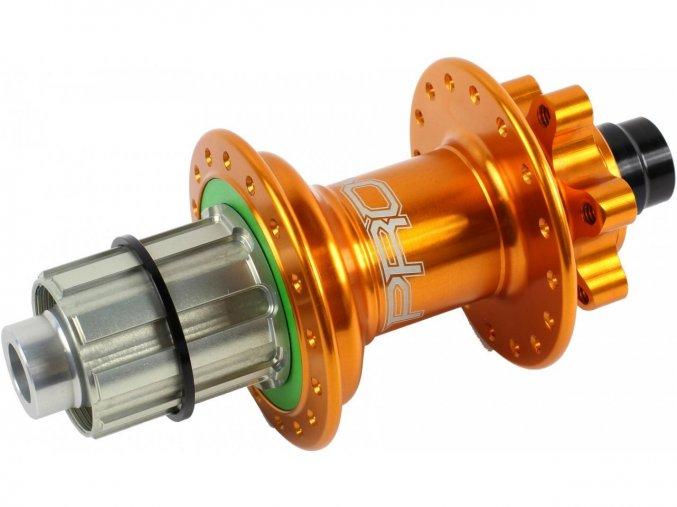 Hope Pro 4 Disc 6 bolt Rear Hub orange 12 x 142 mm X 12 32 hole Shimano 64659 212668 1523026930