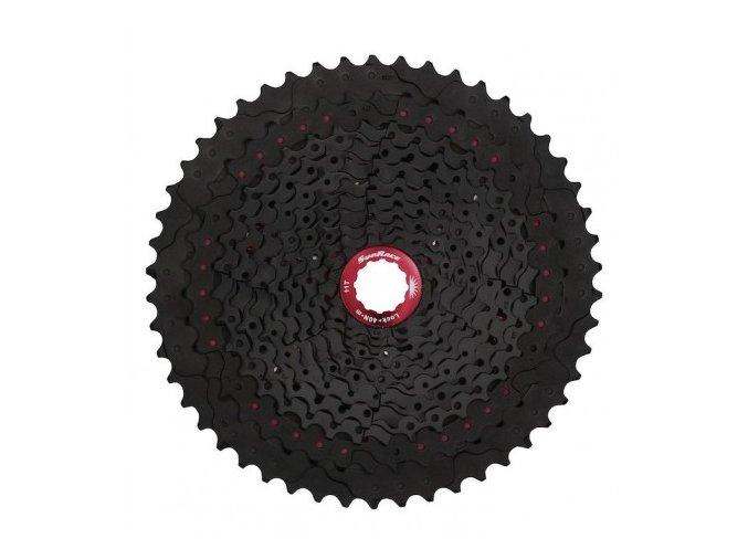 kazeta sunrace mx80ea5 black 11 sp 11 50