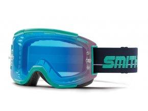 SMITH brýle SQUAD MTB JADE INDIGO - 2 skla
