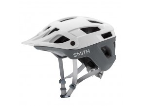 SMITH helma Engage MIPS - Mat White/Cement