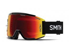 SMITH brýle SQUAD MTB BLACK - 2 skla