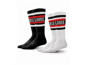 loose riders tecnical socks cotton cycling socks