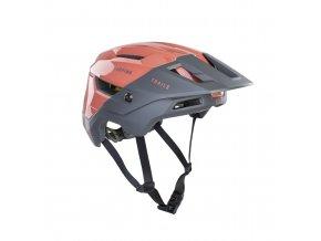 47220 6003+ION Helmet Traze Amp MIPS EU CE unisex+10+811 crimson earth kopie