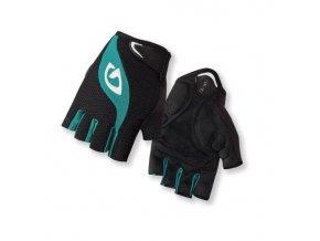 1736 rukavice giro tessa black dynasty green