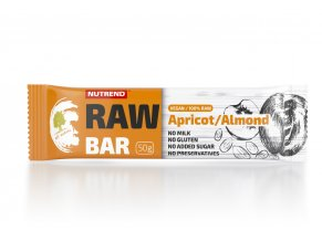 RAW BAR 50g Apricot