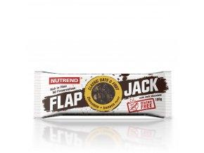 FLAPJACK bez lepku chocolate + banana