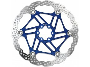 hope 203mm floating 6 bolt disc rotor blue HOPRMF203 BL NS (1)