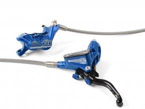 hope disc brake tech 3 v4 separate blue 2019
