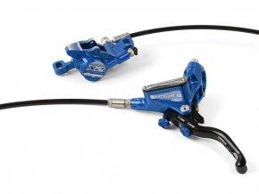 hope disc brake tech 3 x2 separate blue 2019