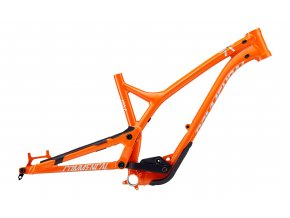 Commencal rám Supreme SX 650B orange 2018
