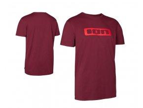 Tee SS Logo red